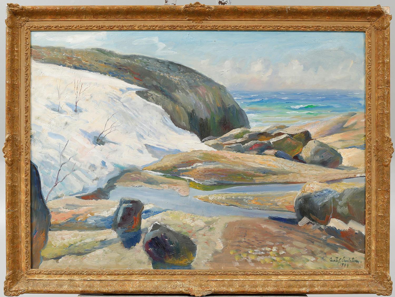 GUSTAF CARLSTRÖM, Swedish 1896-1964