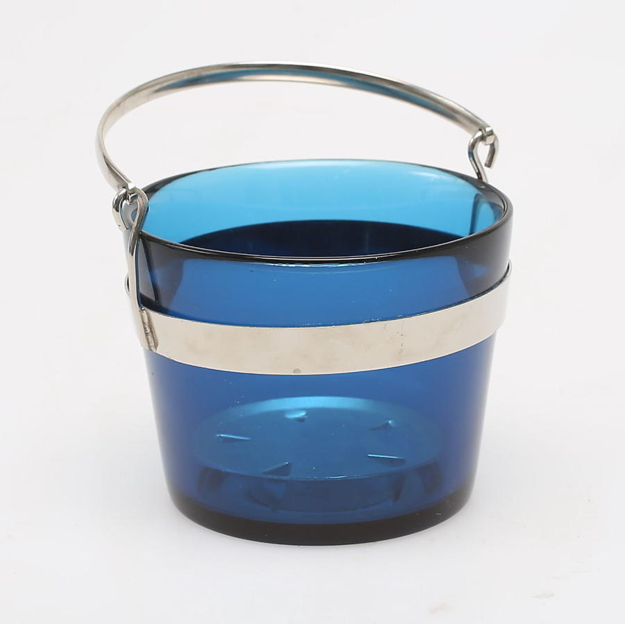 Fuga Ice Bucket by Orrefors, Sweden