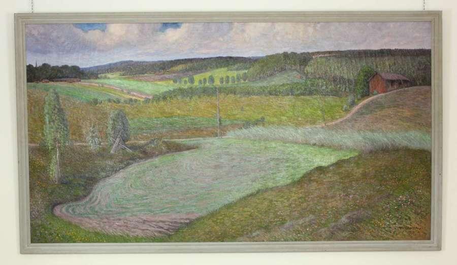 THEODOR GLASELL, Swedish 1874 - 1957