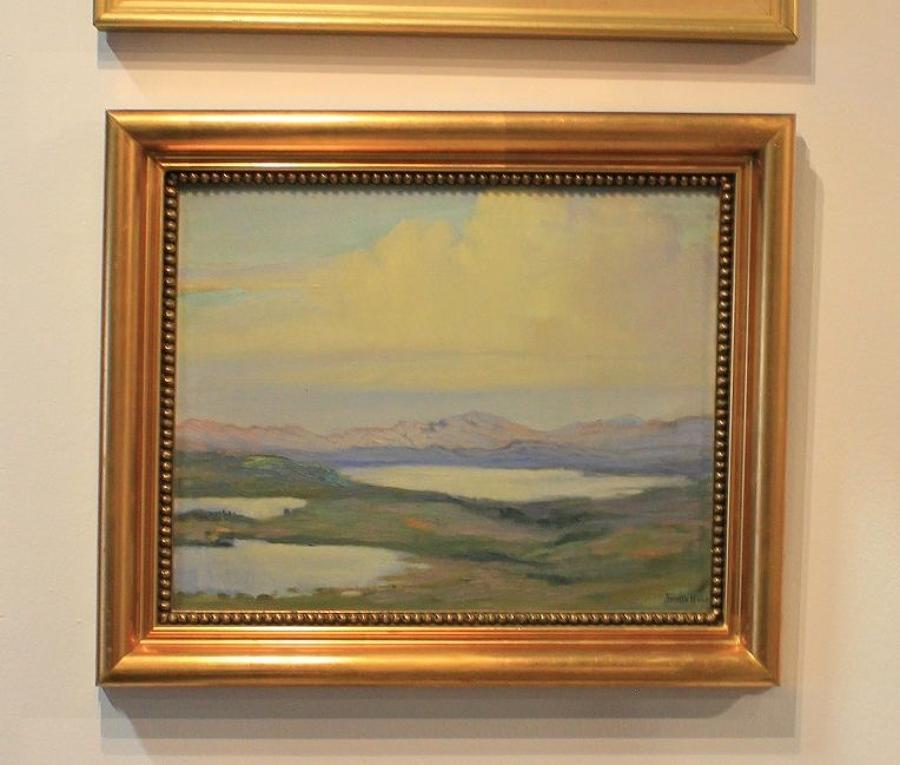 SVANTE KEDE, Swedish 1877-1955