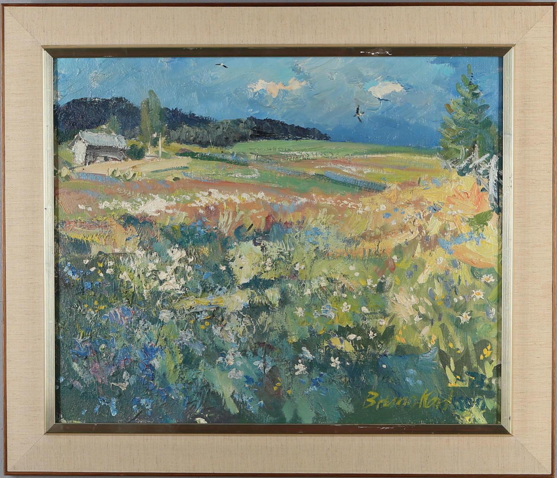BRUNO KARLSSON, Swedish 1927 - ,