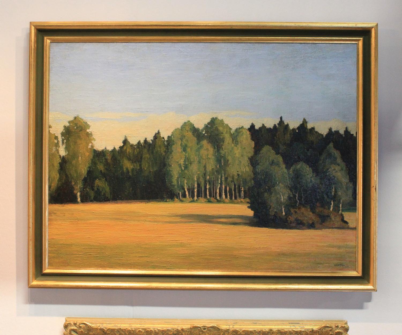 GABRIEL BURMEISTER, Swedish 1886-1946