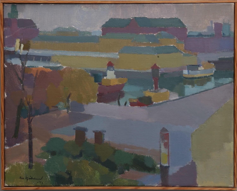 RICHARD BJÖRKLUND, Swedish 1897-1974