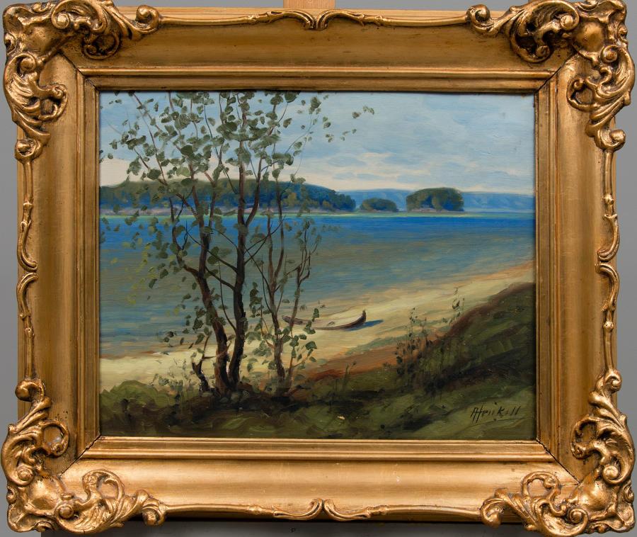 ARTHUR HEICKELL, Finnish 1873-1958